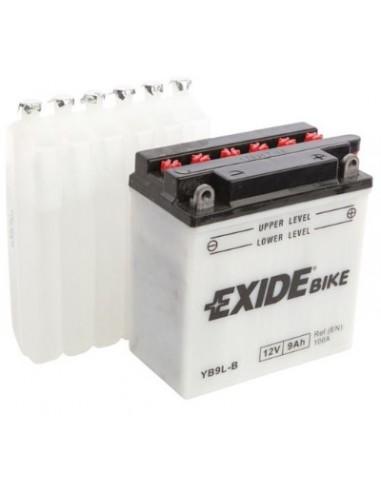 Bateria moto Exide 12V 9AH EB9L-B ,...