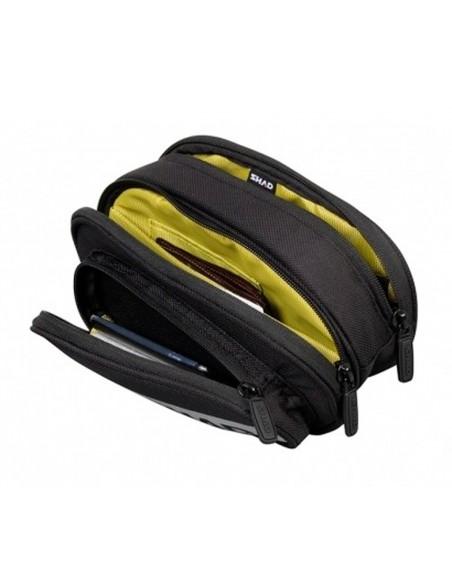 Bolsa de pierna Shad SL05 con 2 litros de capacidad vista bolsillos