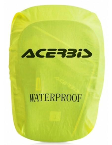 Bolsa de pierna acerbis x-side 1l color negro vista bolsa impermeable