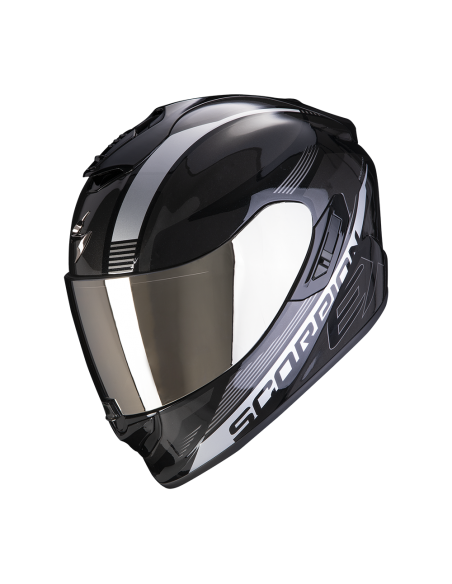 Casco scorpion Exo 1400 Air free Negro gris