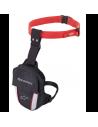 Bolsa pierna Moto Alpinestars Access Black Red White