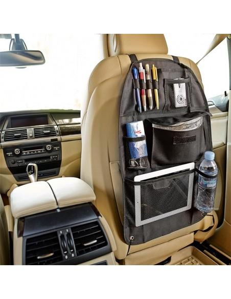 Organizador de asiento coche
